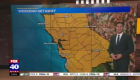 Pájaro asusta a meteorólogo en transmisión en vivo