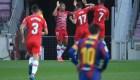 Derrota del FC Barcelona intensifica la pelea por LaLiga
