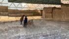 Templo Mayor, sin daños mayores tras inusual granizada