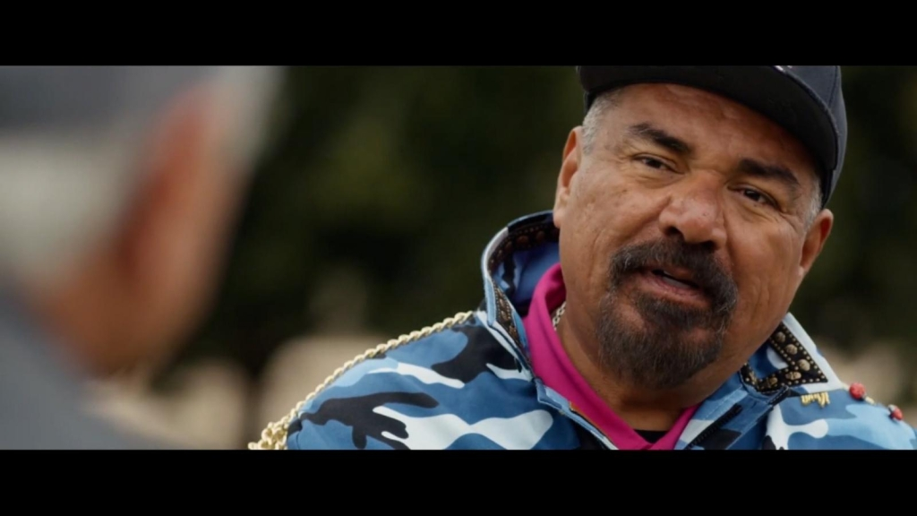 "George Lopez habla sobre su papel en ""Walking with Herb"""