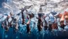 Mermaiding: el deporte de moda en China