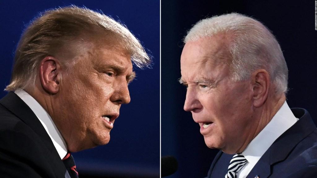 ¿Por qué Biden hizo referencia a la autocracia?