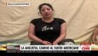 Johana Gabriela Alvarado, terminó amputada por culpa de coyotes, p1