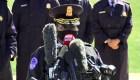 Muere sospechoso de ataque a policías del Capitolio