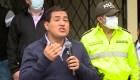 Arauz reconoce victoria de Guillermo Lasso