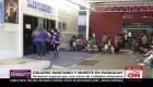 Colapso sanitario y muerte en Paraguay por covid-19