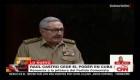 Raúl Castro renuncia a jefatura del Partido Comunista