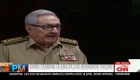 Expresidente Raúl Castro renuncia a jefatura del Partido Comunista en Cuba