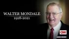 Muere exvicepresidente de EE.UU. Walter Mondale