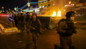 israel palestinos incidentes jerusalem oriental cafe