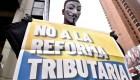 El desempleo en Colombia impulsa una jornada de protestas