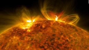 Sonda hace primera captura de una tormenta solar