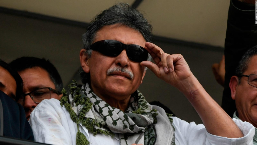 "Defensa de Colombia verificará muerte de ""Jesús Santrich"""
