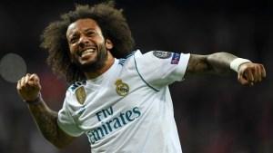 Real Madrid cuenta con Marcelo para enfrentar al Chelsea