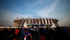 AMLO rifará un palco del Estadio Azteca