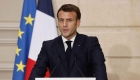 Macron participa de la reapertura económica en Francia