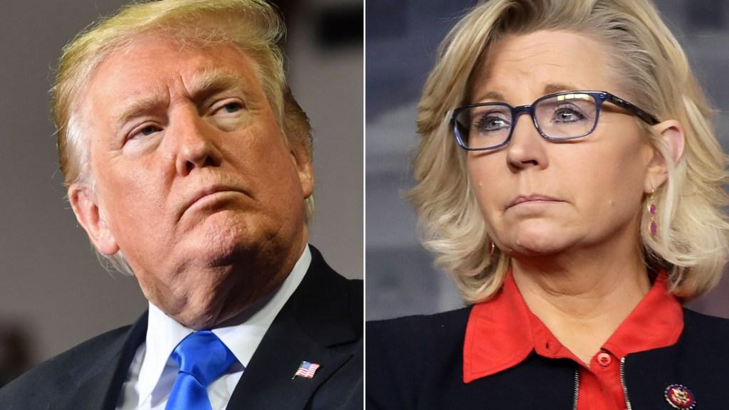 Liz Cheney: Haré lo que pueda para que Trump no vuelva