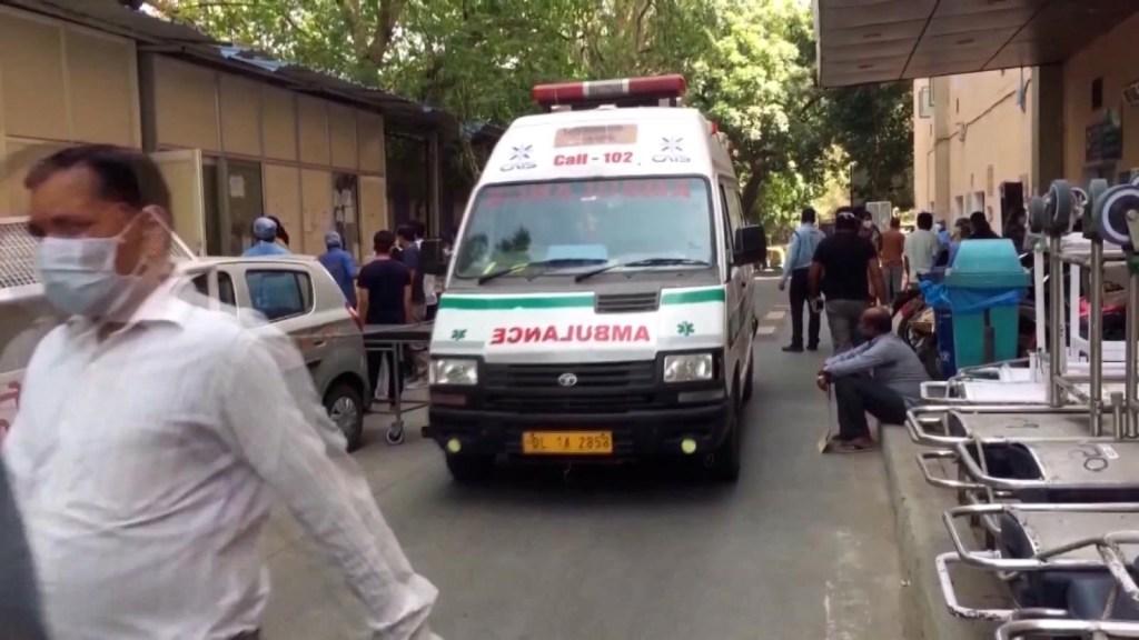 India es el tercer país con más muertes