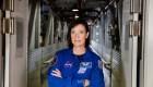 Ella es Megan McArthur, la única mujer en el espacio