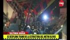 Accidente en metro de Ciudad de México: imágenes del caos
