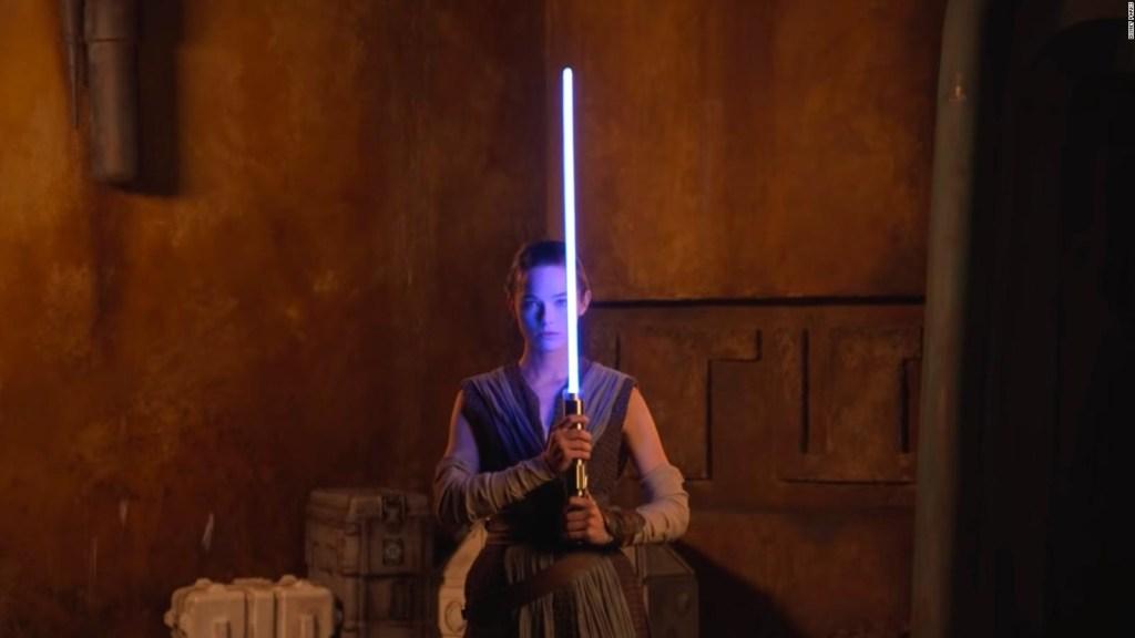 """Este sable láser de """"Star Wars"""" podría ser real"""
