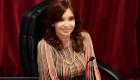 Cristina F. de Kirchner elogia el discurso de Biden