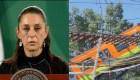 Peritos internacionales investigarán accidente del metro