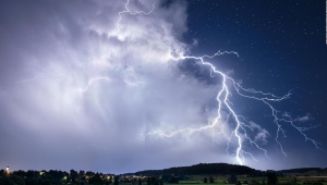 Los rayos ayudan a limpiar la atmósfera, dice estudio