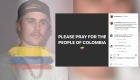 Protestas en Colombia: famosos envían mensajes en redes