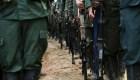 Así eran los campamentos de entrenamiento de las FARC