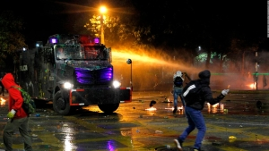 Alcaldesa de Bogotá rechaza la militarización de Bogotá