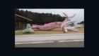 Japón gasta fondos para el covid-19 en una peculiar estatua