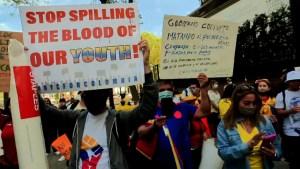 Difícil negociar descontento en Colombia, dice politóloga