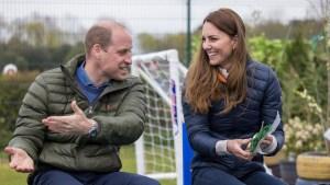 El príncipe William y Catalina estrenan canal de YouTube