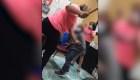 Investigan a funcionarios por golpear a una alumna