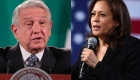 Los temas del encuentro entre Harris y López Obrador