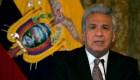 Lenín Moreno confiesa las razones por las que no buscó la reelección