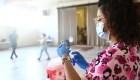 Quitarse la mascarilla, una razón para vacunarse