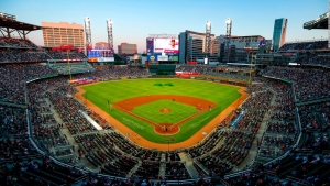 Grandes Ligas: a casa llena en Atlanta