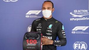 Conoce todos los récords de Lewis Hamilton en la F1