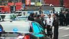 Así ayudó agente a menor herida en tiroteo en Nueva York