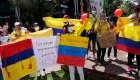 Meeks: Duque debe proteger a los manifestantes pacíficos