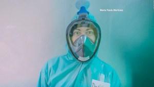 Así es ser madre y médica en medio de la pandemia