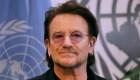 5 canciones más escuchadas de U2 por cumpleaños de Bono