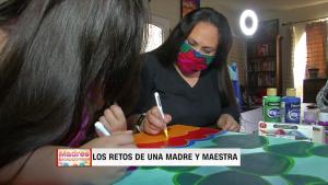 Ser profesora y madre en medio de la pandemia
