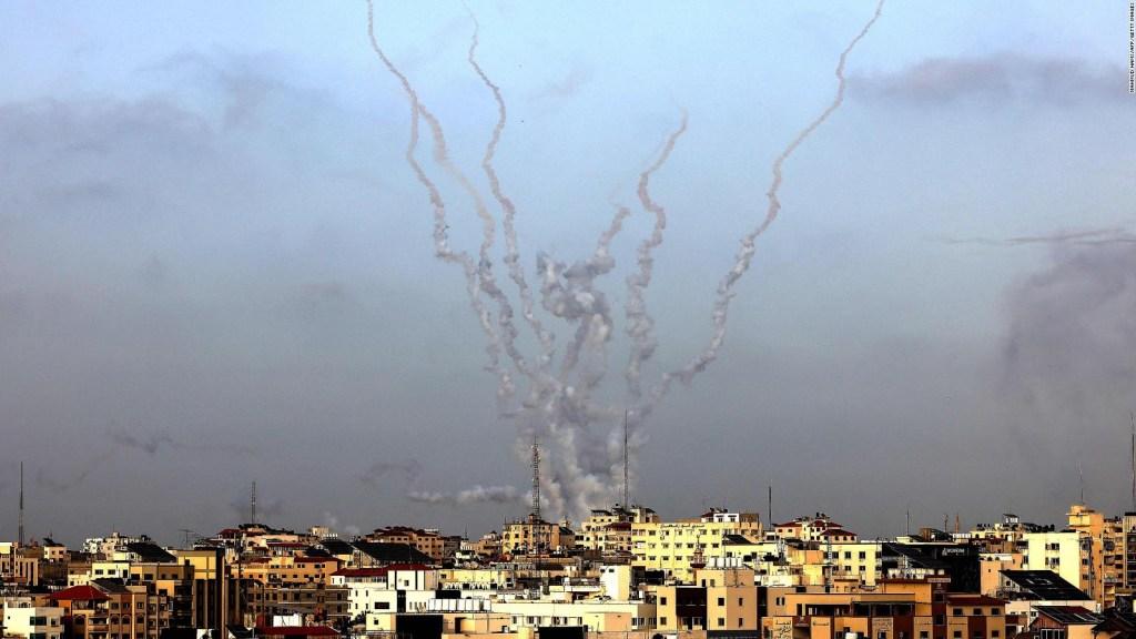 Así reacciona Israel tras el ataque desde Gaza