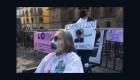 Hijos desaparecidos, triste recuerdo en Día de la Madre
