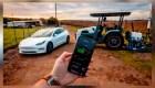 Agricultura ecológica: descubre este tractor eléctrico