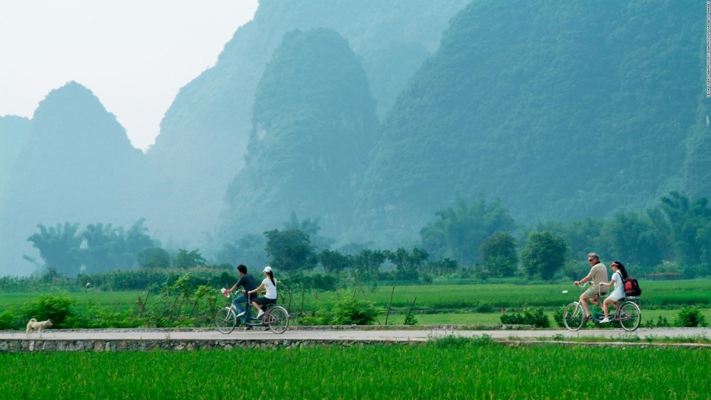 Influencers impulsan el turismo rural en China