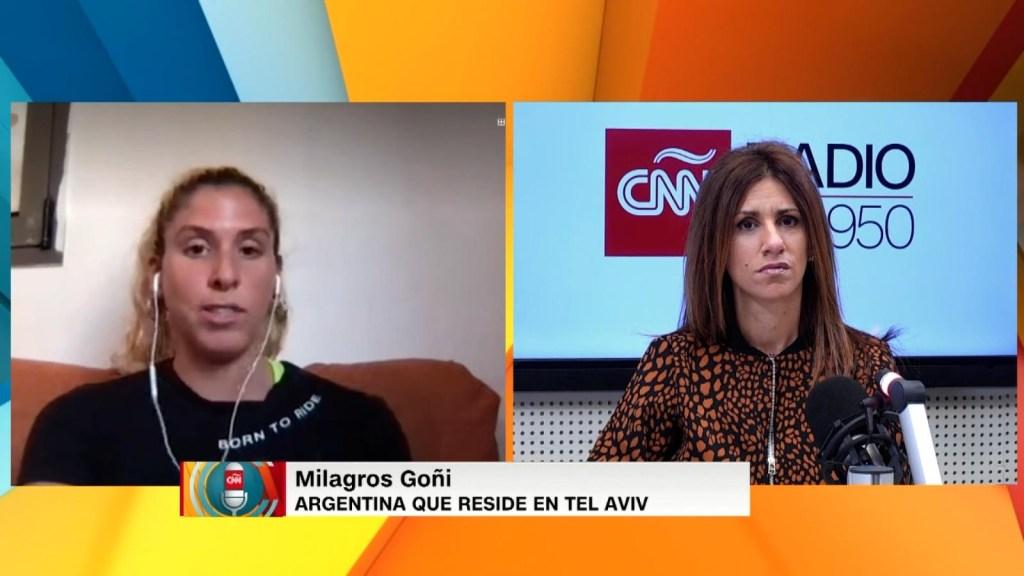 Una argentina en Israel: ¿qué hacer en caso de bombardeo?